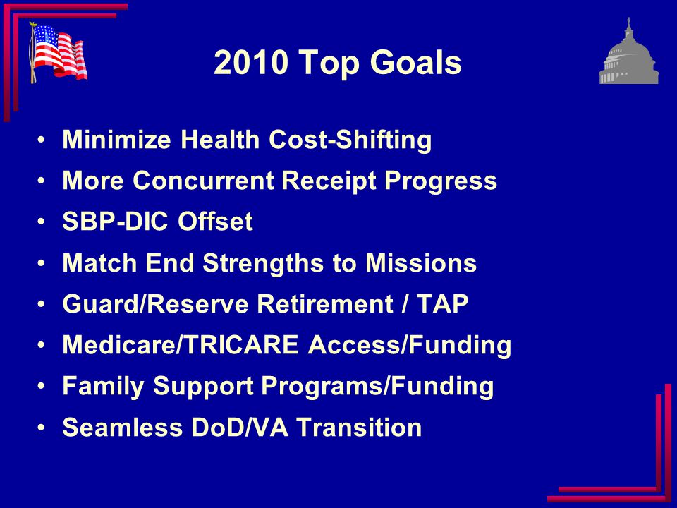 Positive Ways to Cut DoD Health Costs Promote Retention of Employer Ins.