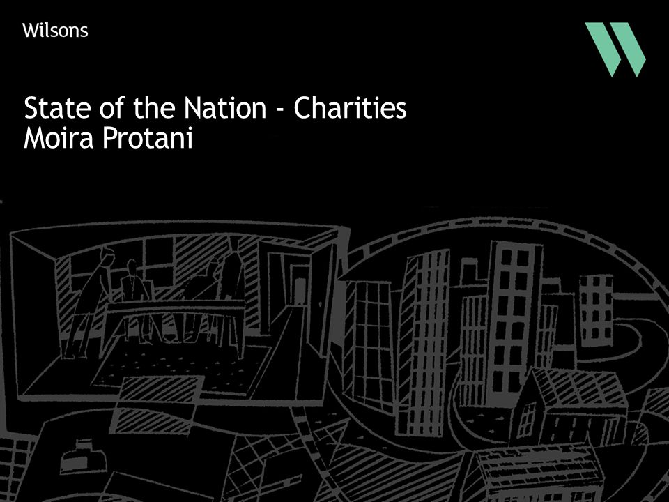State of the Nation - Charities Moira Protani