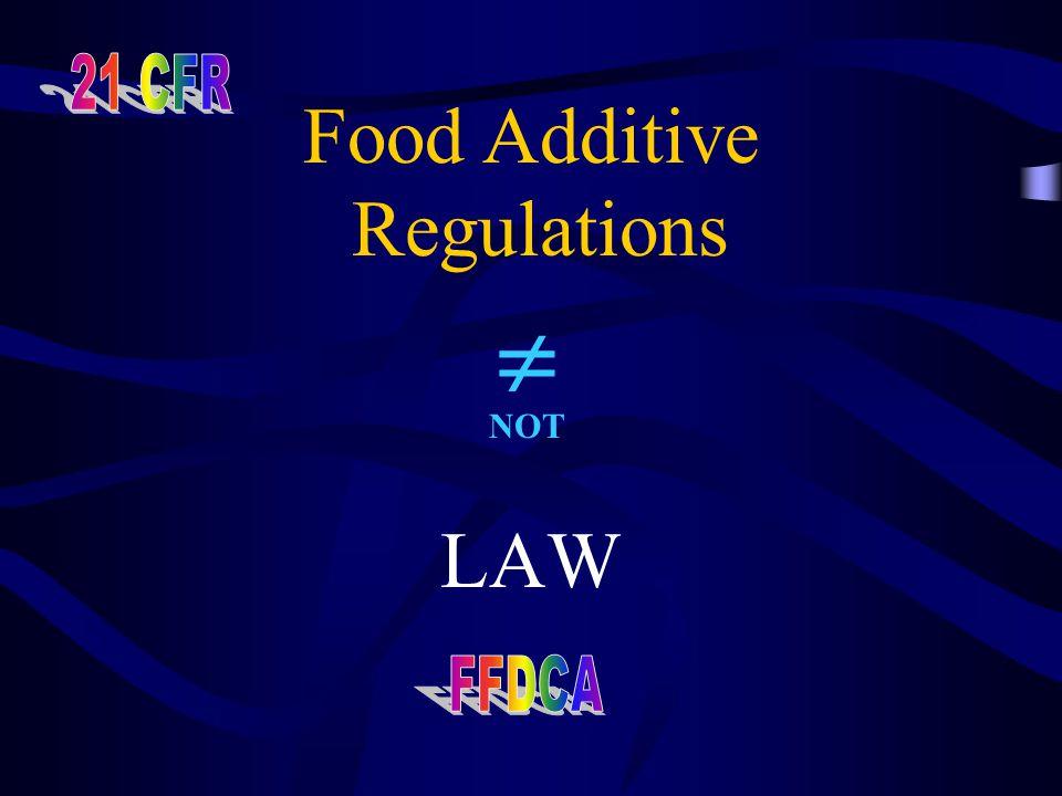 Natural Rubber Latex NRL § 172.615Chewing gum base § 175.105Adhesives § 175.125Pressure-sensitive adhesives § 175.300Resinous and polymeric coatings