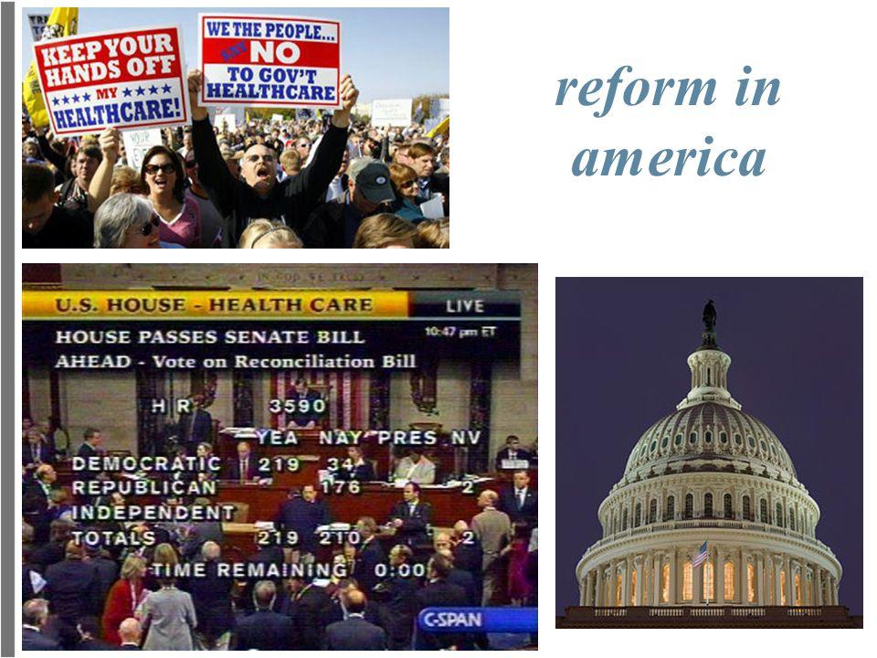 reform in america