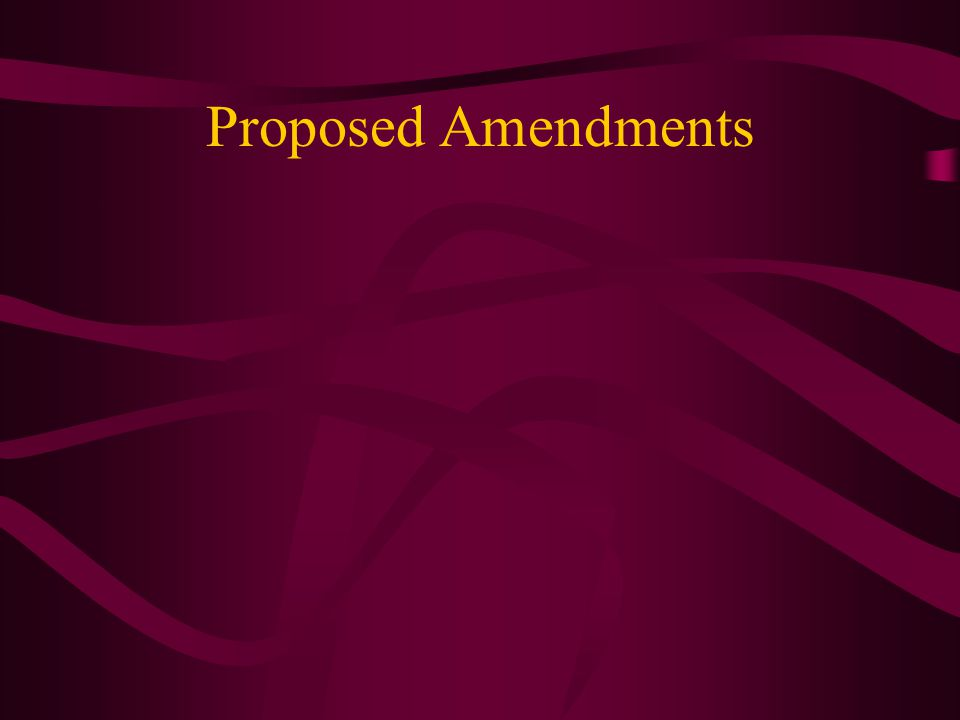 To enable or repeal laws by popular vote To define a process to allow amendments to the Constitution be proposed by a popular ( grass-roots ) effort To force a three-fifths vote for any bill that raises taxes To prohibit retroactive taxation To provide for run-off Presidential elections if no one candidate receives more than 50% of the vote To prohibit abortion To bar imposition on the States of unfunded federal mandates