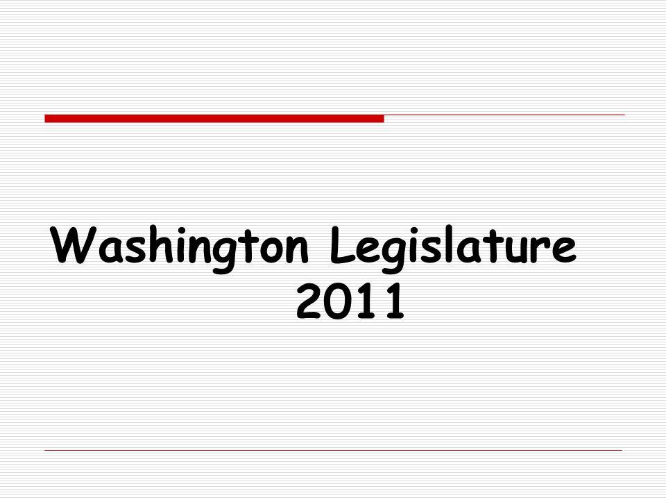 Washington Legislature 2011