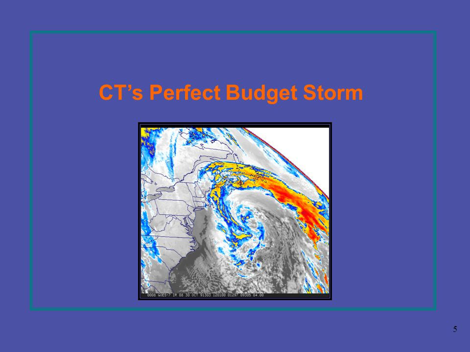 5 CT's Perfect Budget Storm