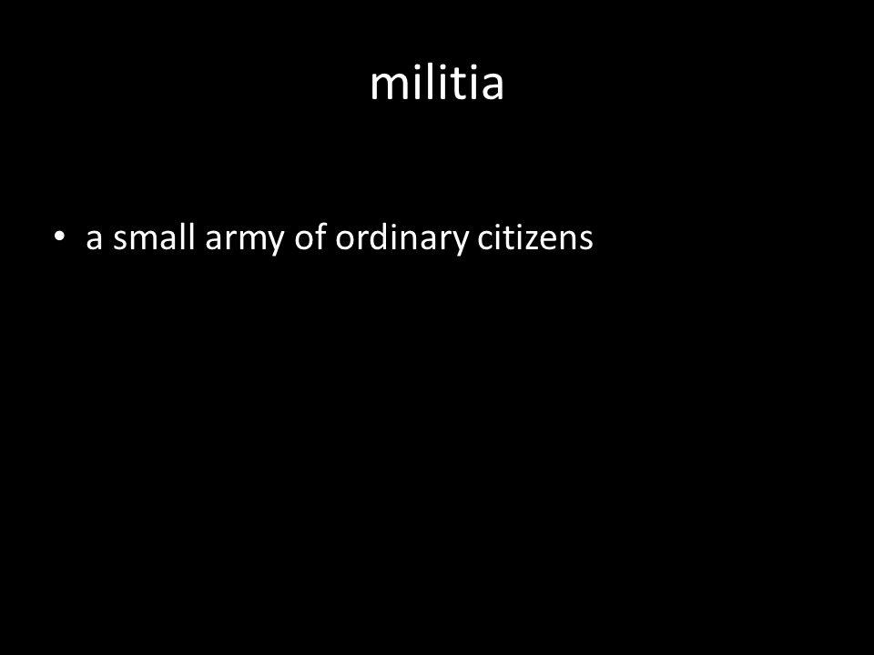 a small army of ordinary citizens