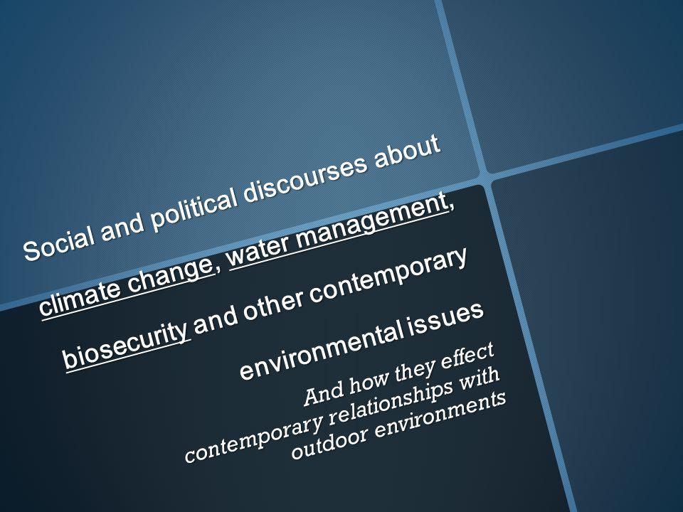 Social Discourse