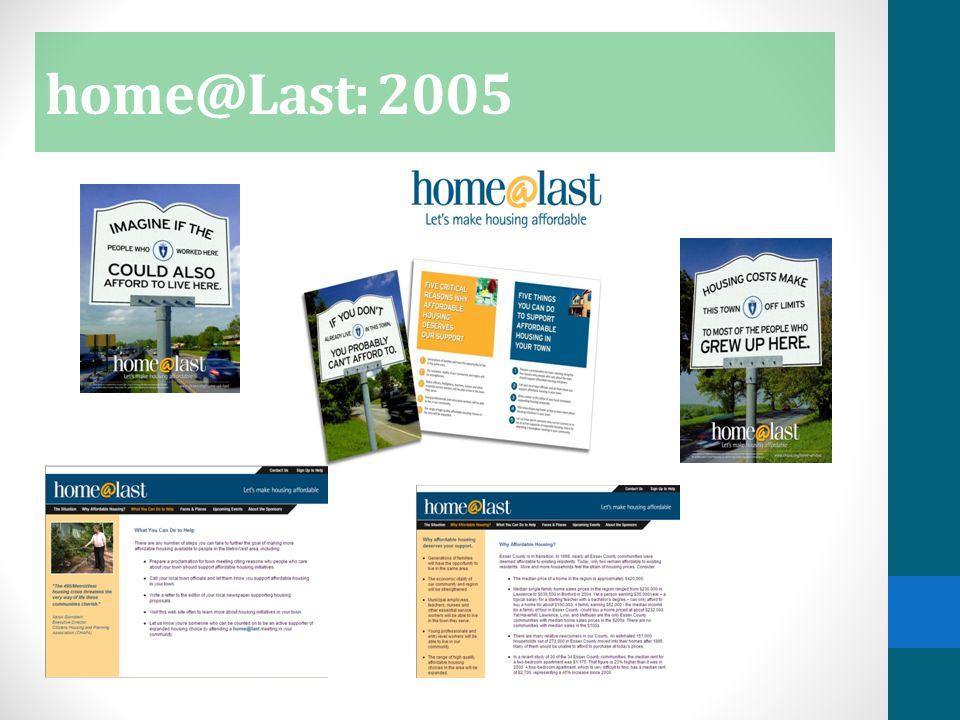 home@Last: 2005