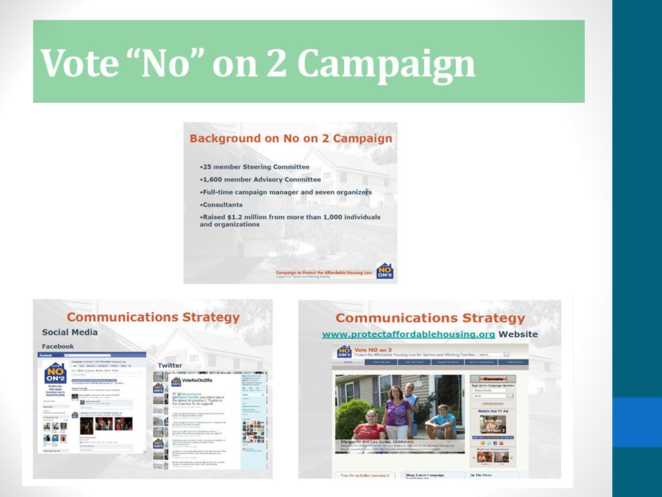 Vote No on 2 Campaign