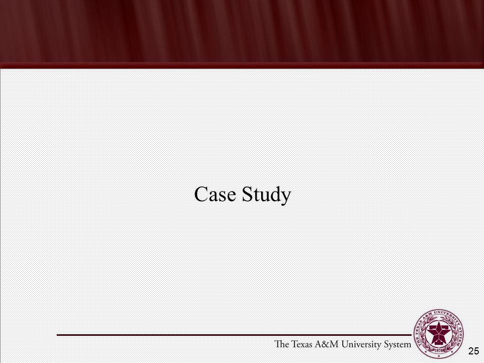 Case Study 25