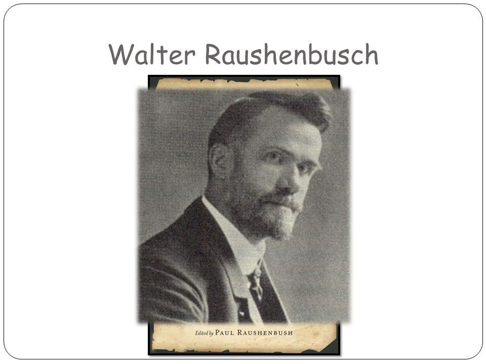 Walter Raushenbusch