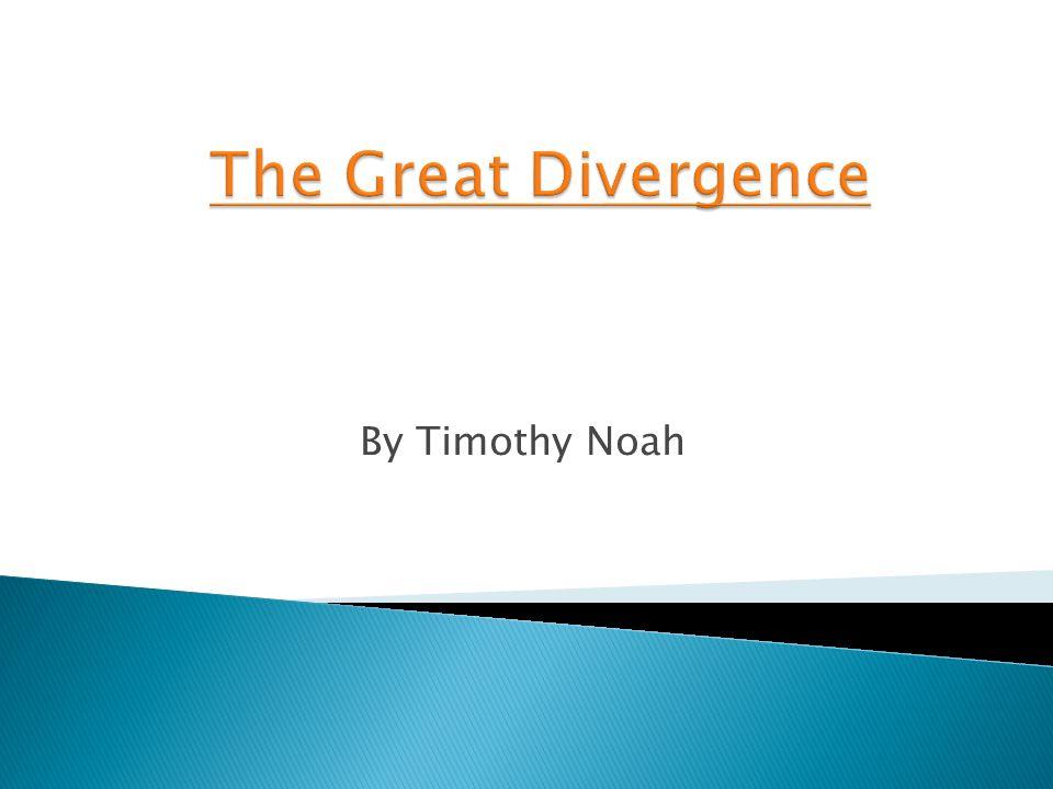 By Timothy Noah