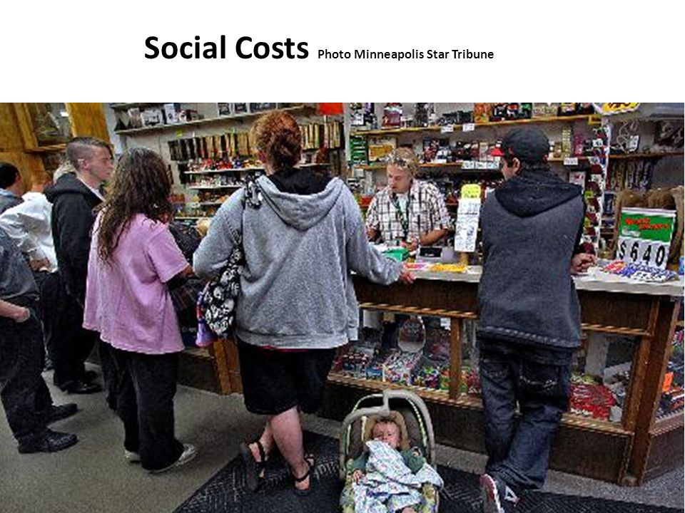 Social Costs Photo Minneapolis Star Tribune
