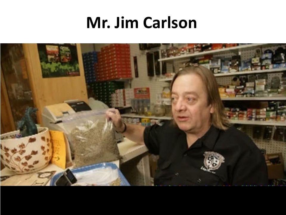 Mr. Jim Carlson