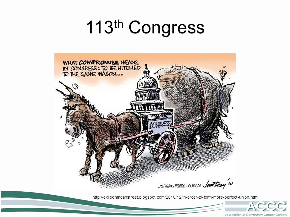 113 th Congress http://exileonmoanstreet.blogspot.com/2010/12/in-order-to-form-more-perfect-union.html