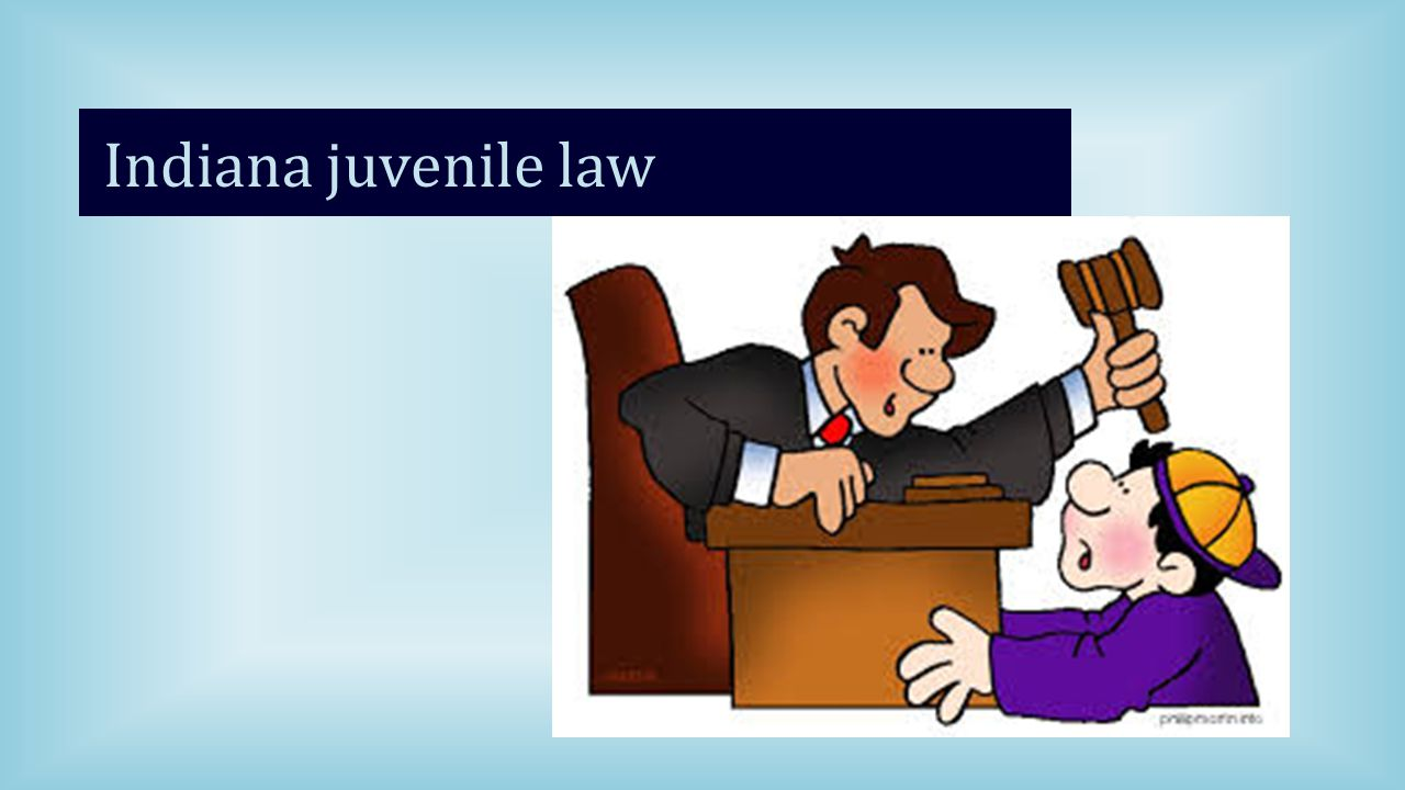 Indiana juvenile law