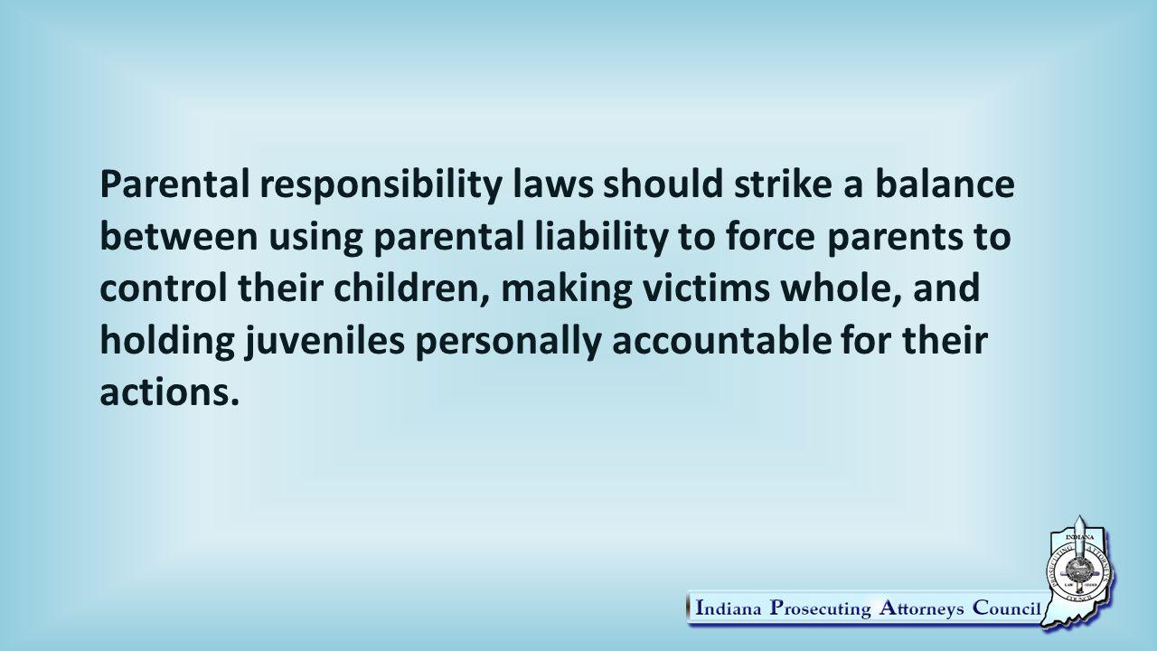 Indiana juvenile law