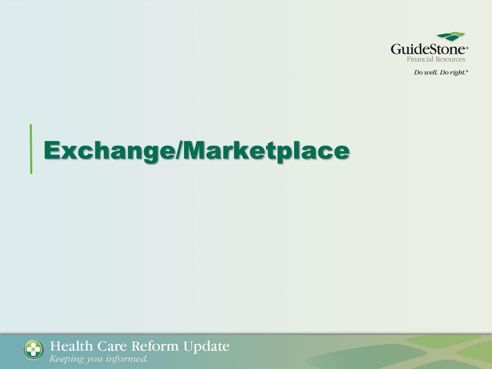 Exchange/Marketplace
