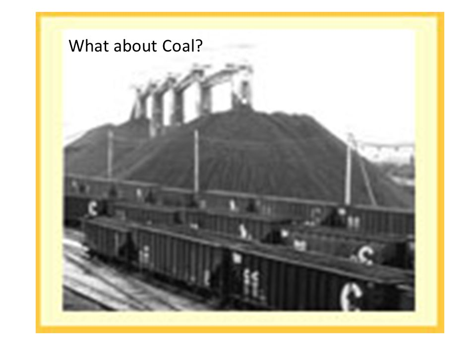 What about Coal