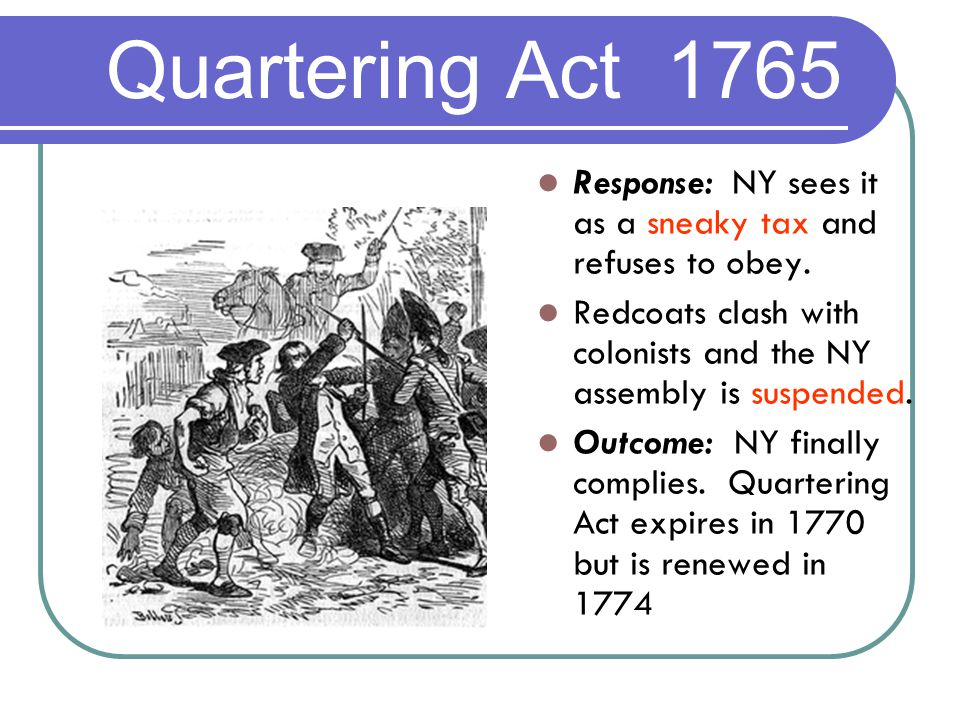 Response: NY sees it as a sneaky tax and refuses to obey.