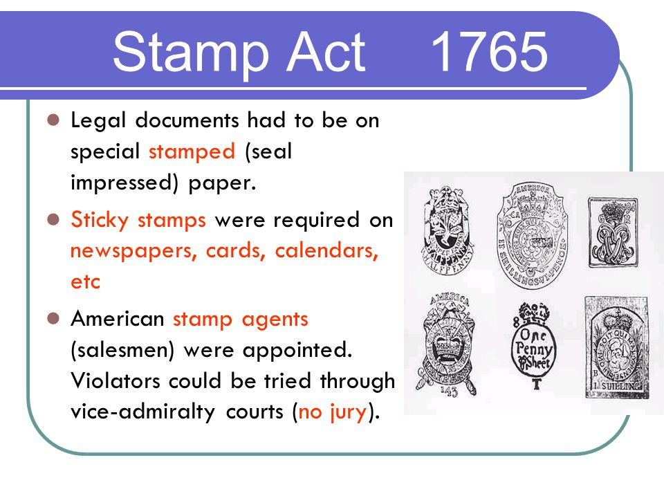 Legal documents had to be on special stamped (seal impressed) paper.