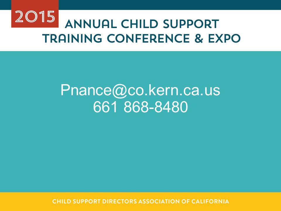 Pnance@co.kern.ca.us 661 868-8480