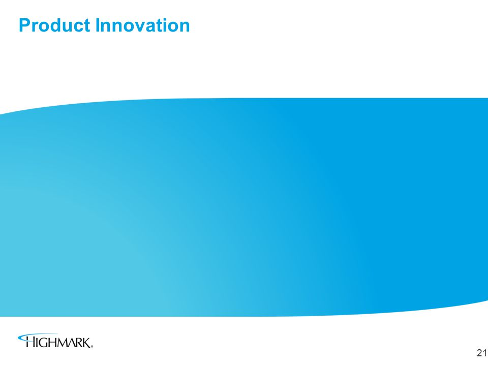 Product Innovation 21