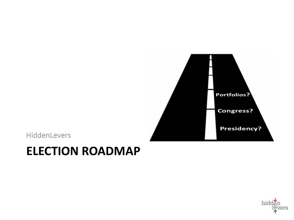 ELECTION ROADMAP HiddenLevers
