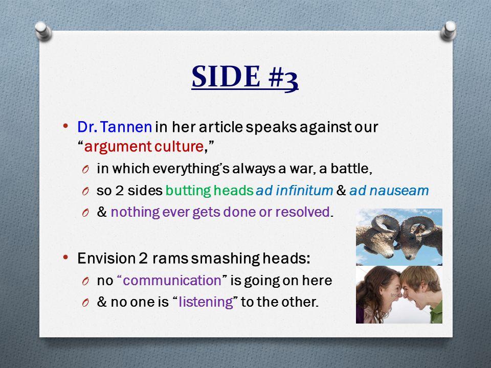 SIDE #3 Dr.