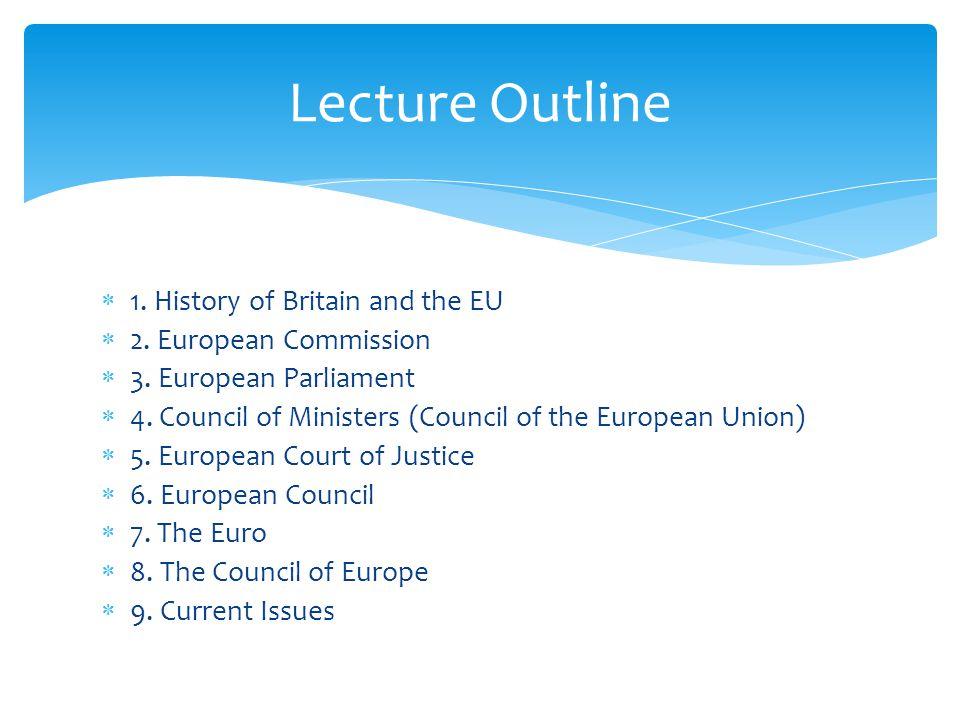  General debates and public opinion on British membership of EU:  http://www.theguardian.com/world/2014/jan/18/eu- britain-in-out-eu-referendum http://www.theguardian.com/world/2014/jan/18/eu- britain-in-out-eu-referendum  http://www.theguardian.com/world/2013/apr/24/trust- eu-falls-record-low http://www.theguardian.com/world/2013/apr/24/trust- eu-falls-record-low  http://www.theguardian.com/world/2013/nov/30/shoc k-poll-reveals-gulf-britain-eu-france-germany-poland- hostile http://www.theguardian.com/world/2013/nov/30/shoc k-poll-reveals-gulf-britain-eu-france-germany-poland- hostile Current Issues