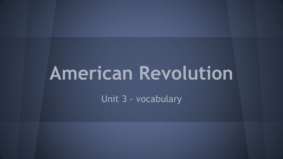 Unit 3 - Vocabulary aggressive - ready to attack oppress - to treat badly brute - cruel or brutal person representation - speaking on someone s behalf mercantilism - colonists are a source of income for the mother country