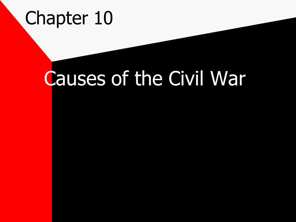 The war begins - the firing on Fort Sumter