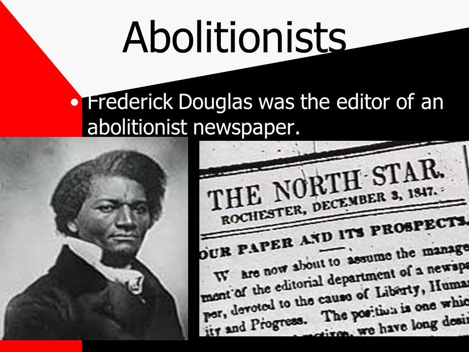 Cause 3:Abolitionism