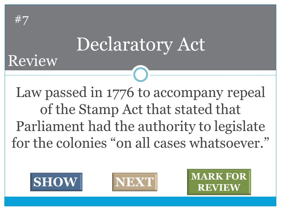 Act of Parliament, passed in 1767, imposing duties on colonial tea, lead, paint, paper, and glass.