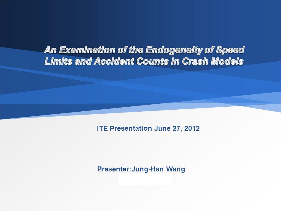 LOGO ITE Presentation June 27, 2012 Presenter:Jung-Han Wang
