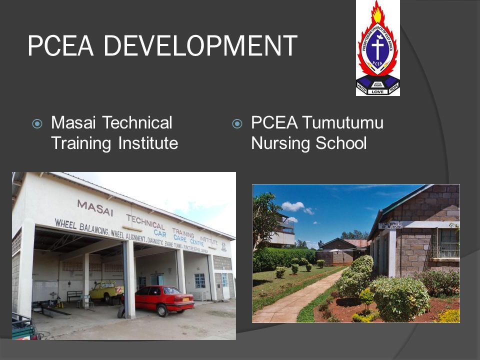 PCEA DEVELOPMENT  PCEA Wogect Hotel, Mombasa  Milele Beach Hotel, acquired by PCEA in 2007