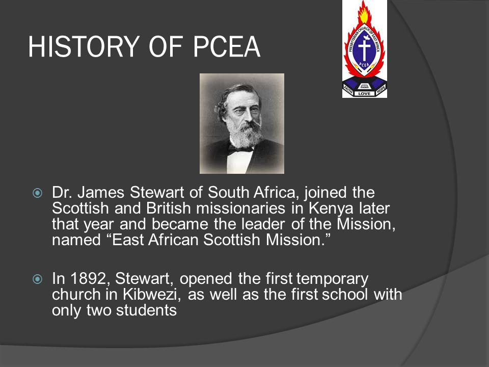 PCEA DEVELOPMENT  Outspan Medical College  St. Andrew's Church School
