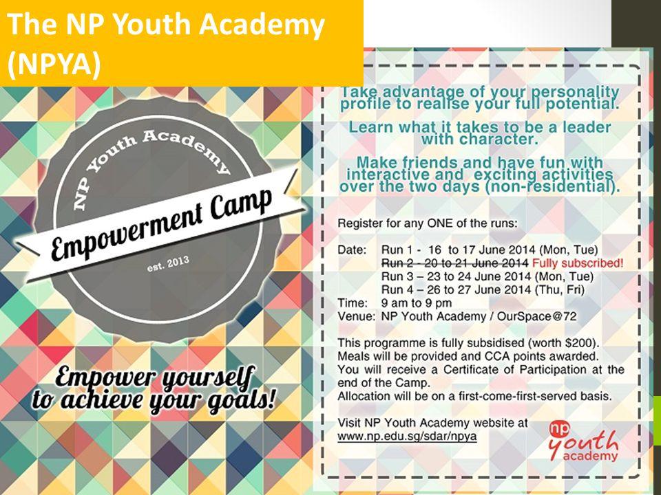 The NP Youth Academy (NPYA)