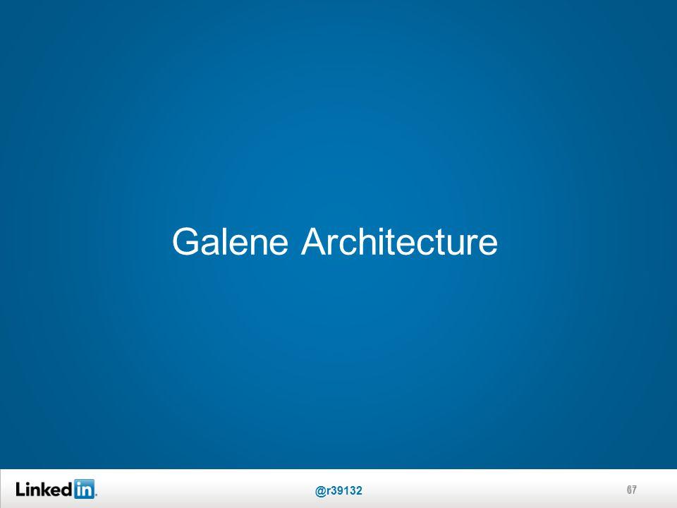 Galene Architecture 67 @r39132 67