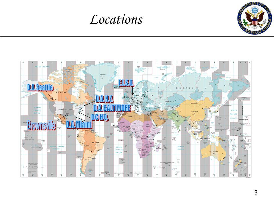 3 Locations