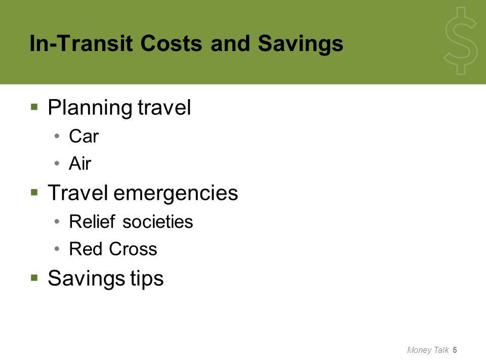 Permanent Change of Station Travel Advances  Advance pay  Advance basic pay  Advance basic allowance for housing  Advance overseas housing allowance Money Talk 26