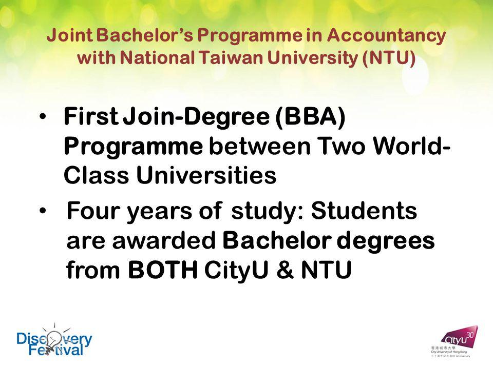 BBA (Hons) Accountancy Excellent Academic and Support Team: Associate Head & Team Leader, Teaching & Learning Team – Professor Cheong Yi Deputy Team Leader, Teaching and Learning Team – Mr.