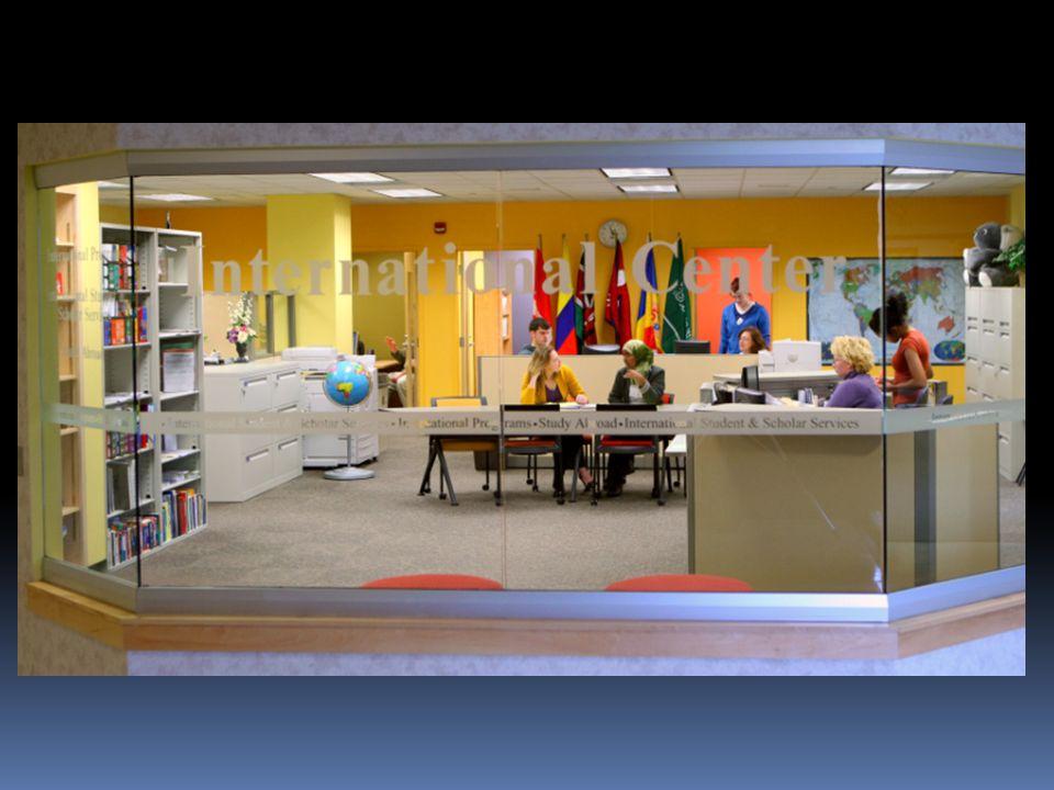  Come Visit Us! International Center CSU 250 (507)-389-1281 ipo@mnsu.edu