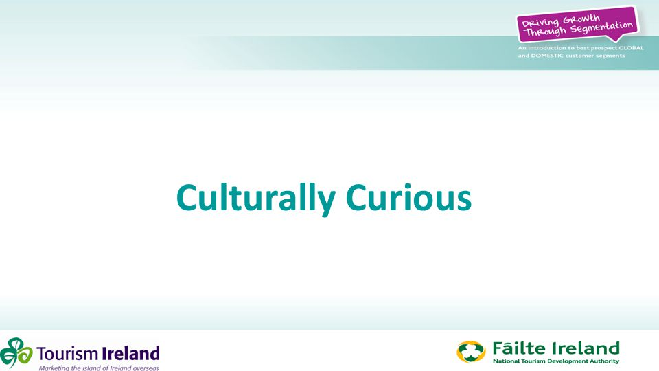 Culturally Curious