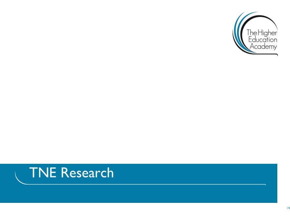 TNE Research 14
