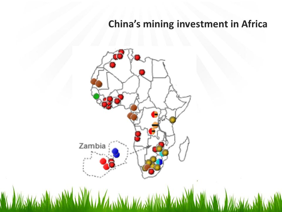 China's mining investment in Africa
