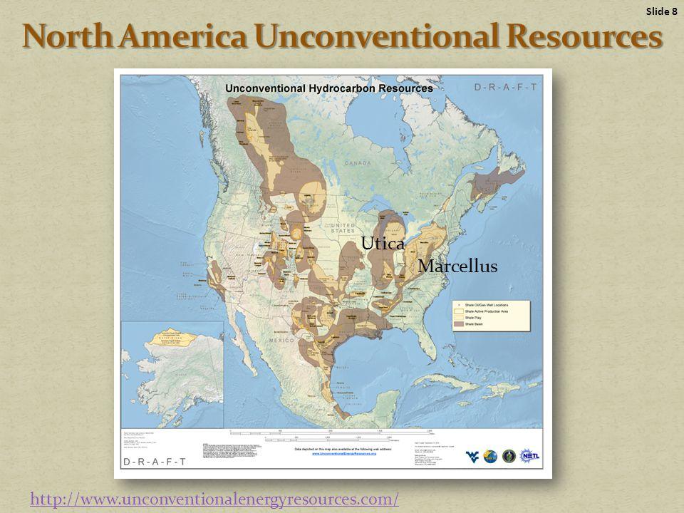 Utica Marcellus http://www.unconventionalenergyresources.com/ Slide 8