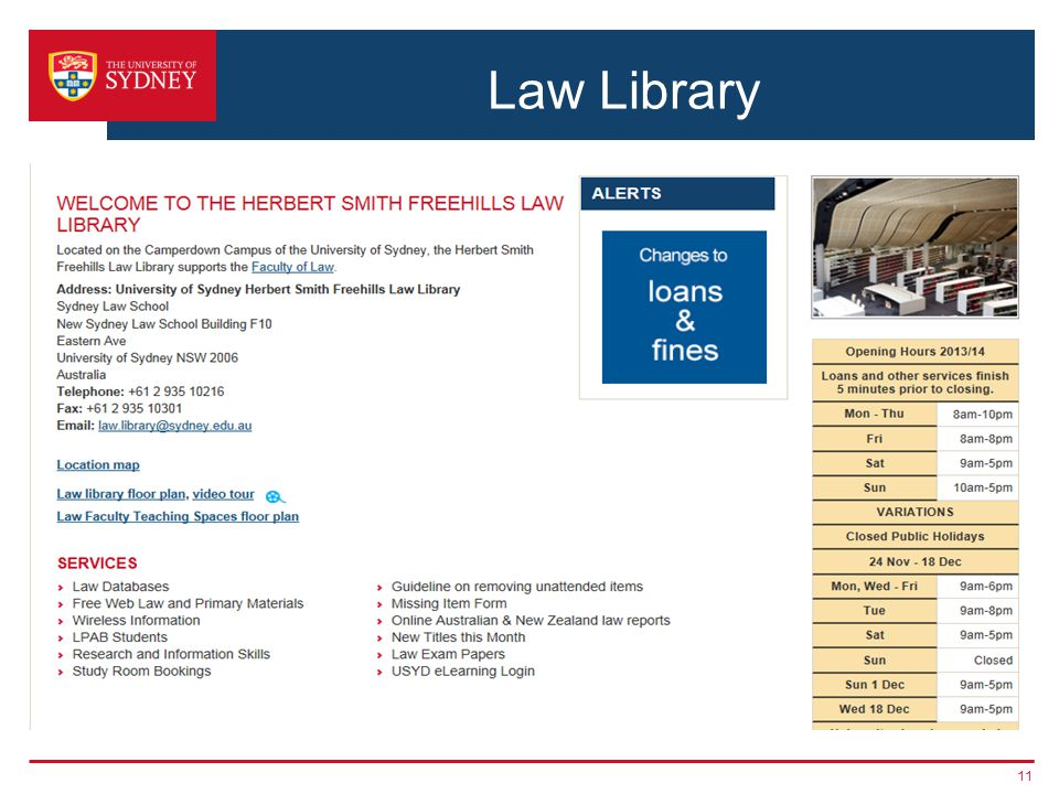 Law Library 11