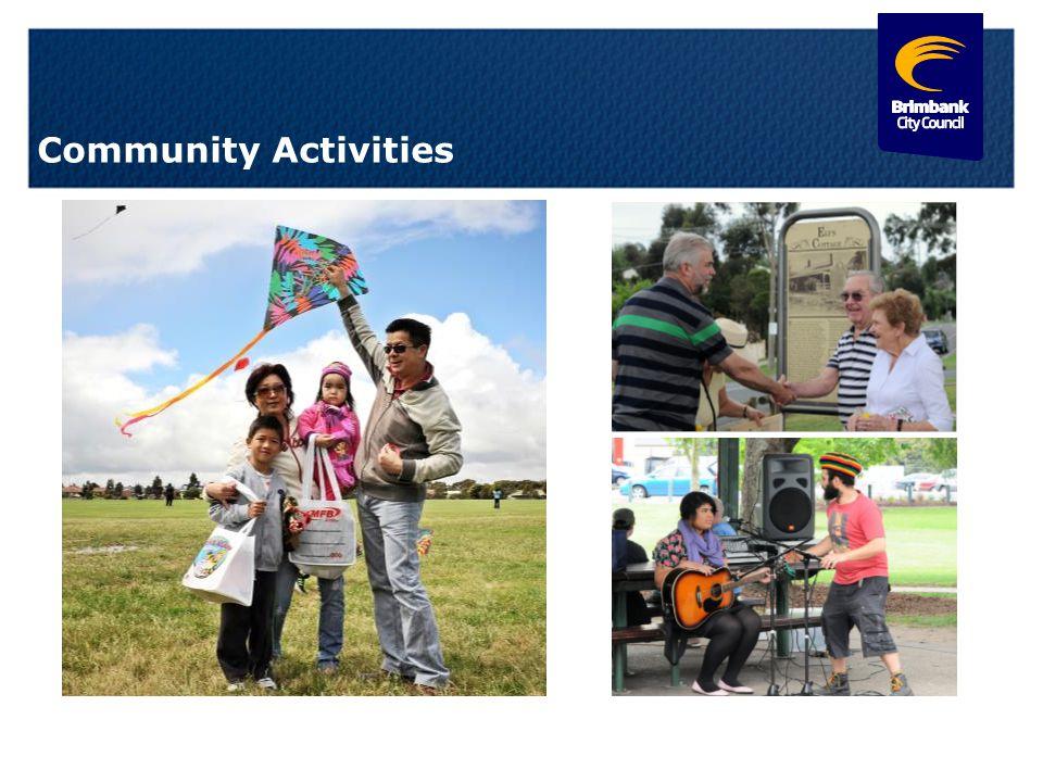 13 Community Activities