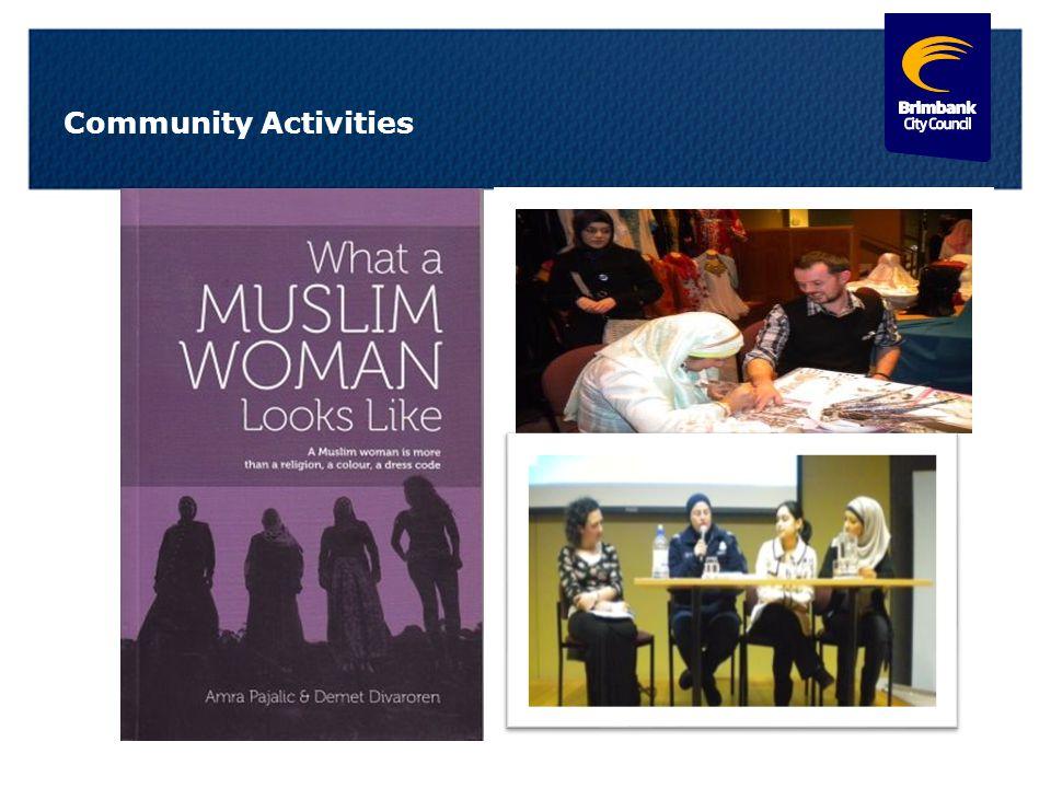14 Community Activities