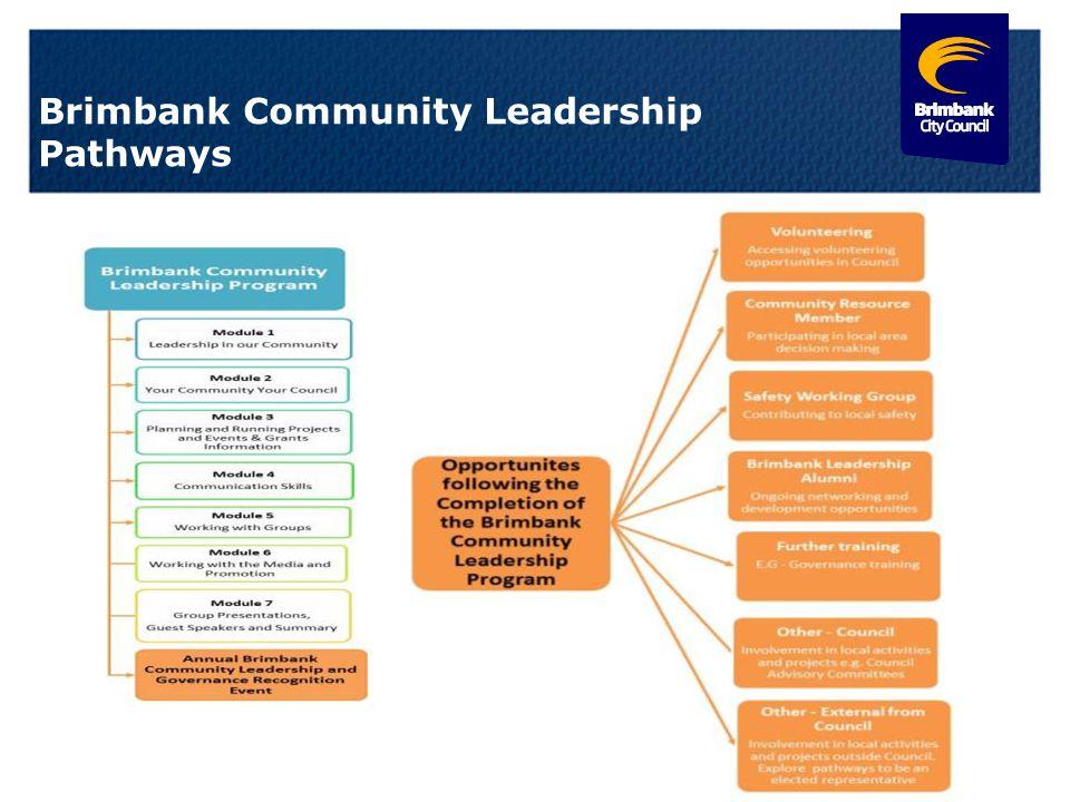 16 Brimbank Community Leadership Pathways