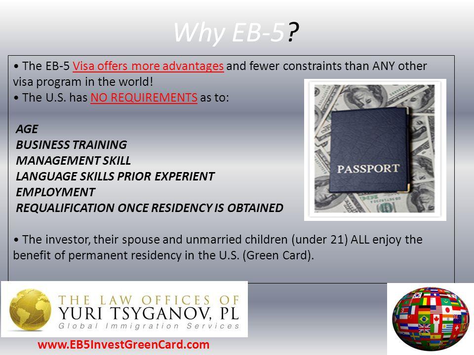 Why EB-5.